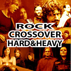 Rock  Crossover | Hard & Heavy